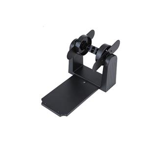 Black Bar Code Printer Stand Model A
