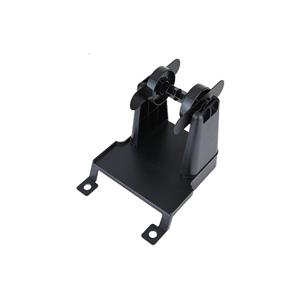 bottom feed printer stand for rugged pda
